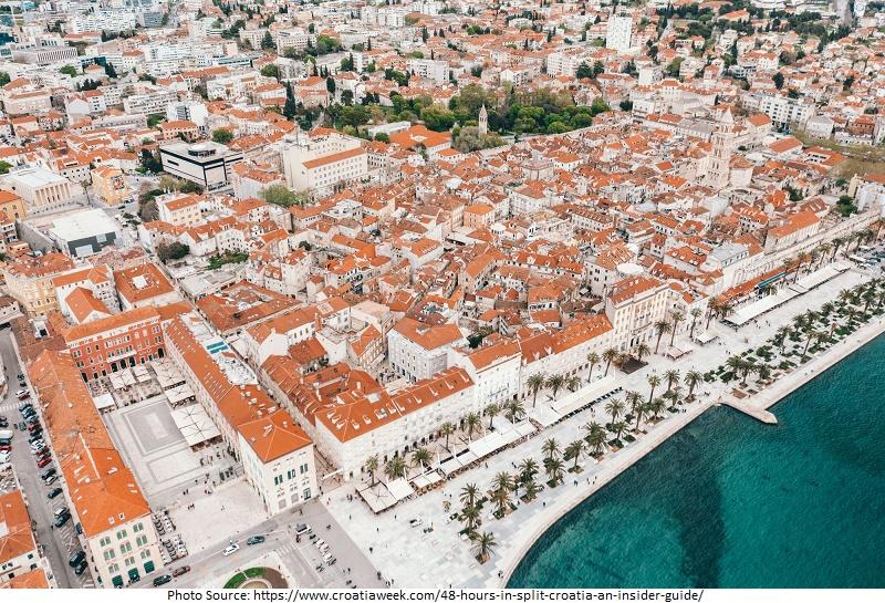 tourist attractions in split