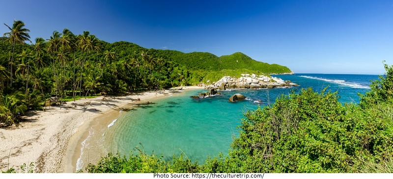 tourist attractions in Tayrona National Park