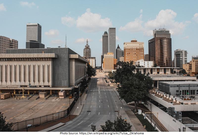 tourist attractions in Tulsa