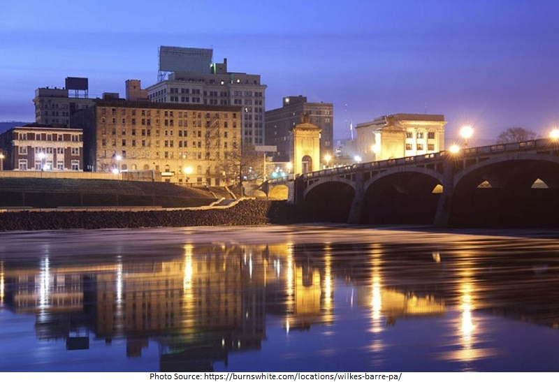 tourist attractions in Wilkes-Barre