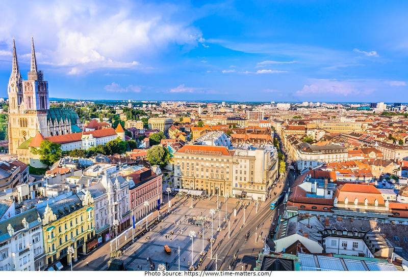tourist attractions in Zagreb
