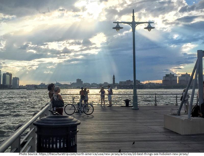 tourist attractions in Hoboken