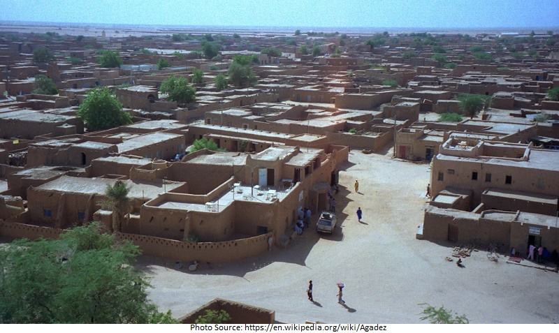tourist attractions in Agadez