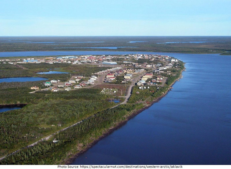 tourist attractions in Aklavik