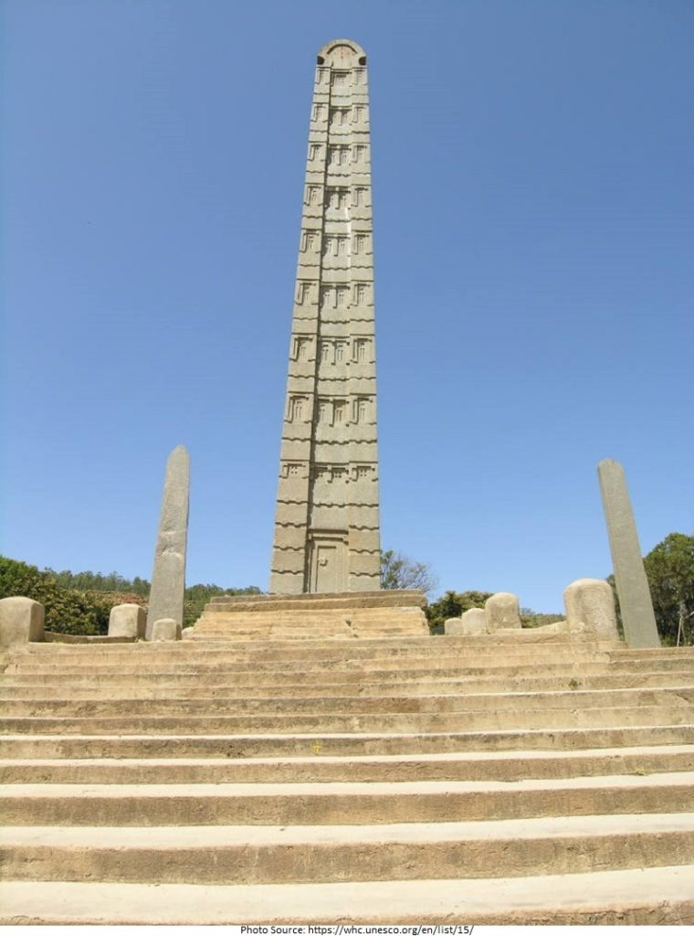 tourist attractions in aksum