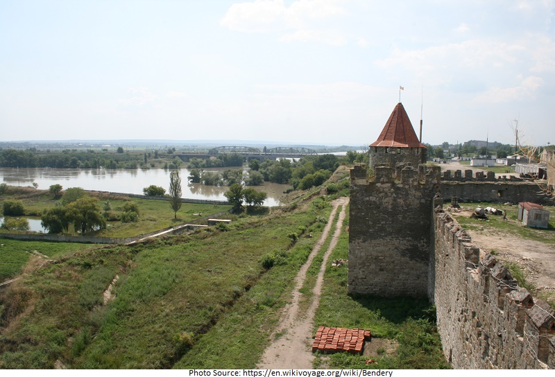 tourist attractions in Bendery