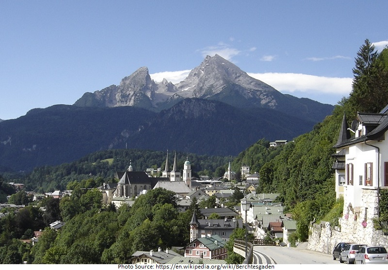 tourist attractions in Berchtesgaden