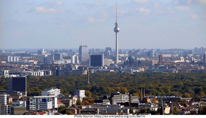 tourist attractions in Berlin