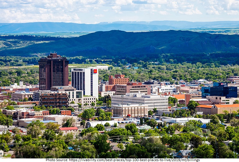 tourist attractions in Billings