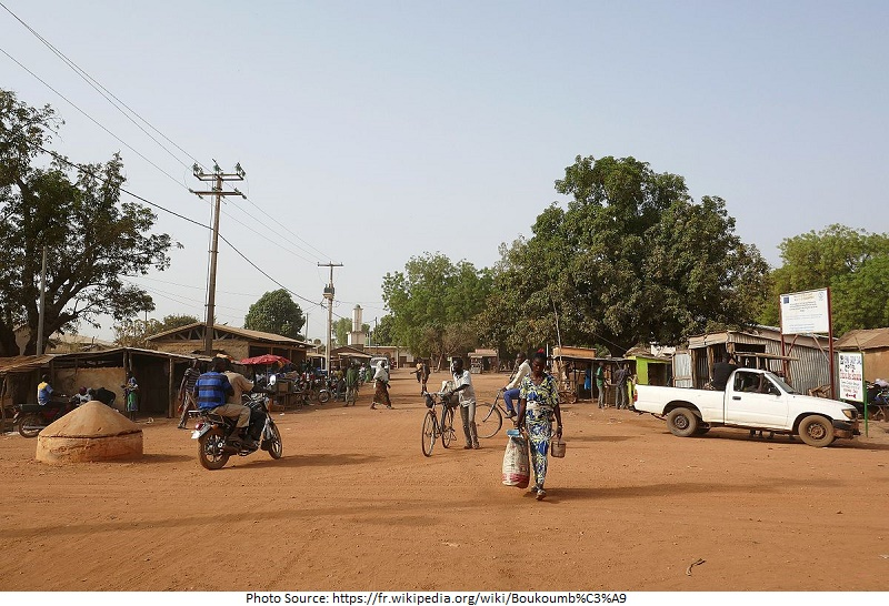 tourist attractions in Boukoumbe