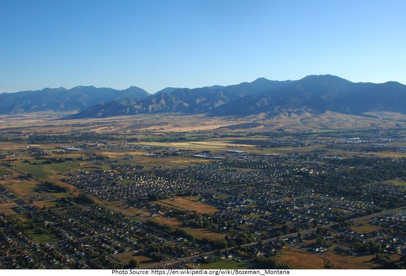 tourist attractions in Bozeman