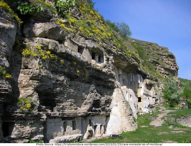 tourist attractions in Cave Monastery