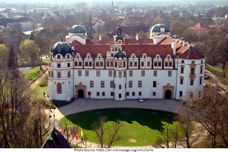 tourist attractions in Celle