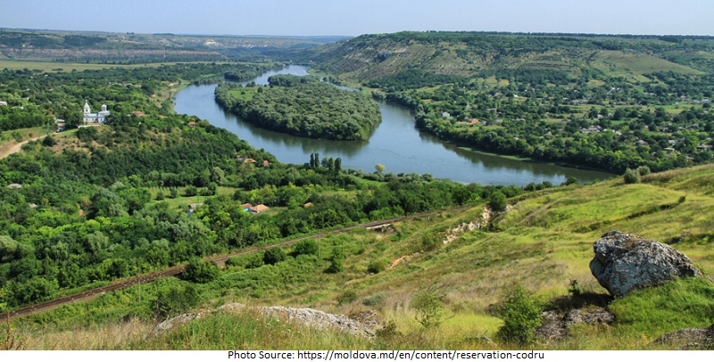 tourist attractions in Codru Natural Reservation