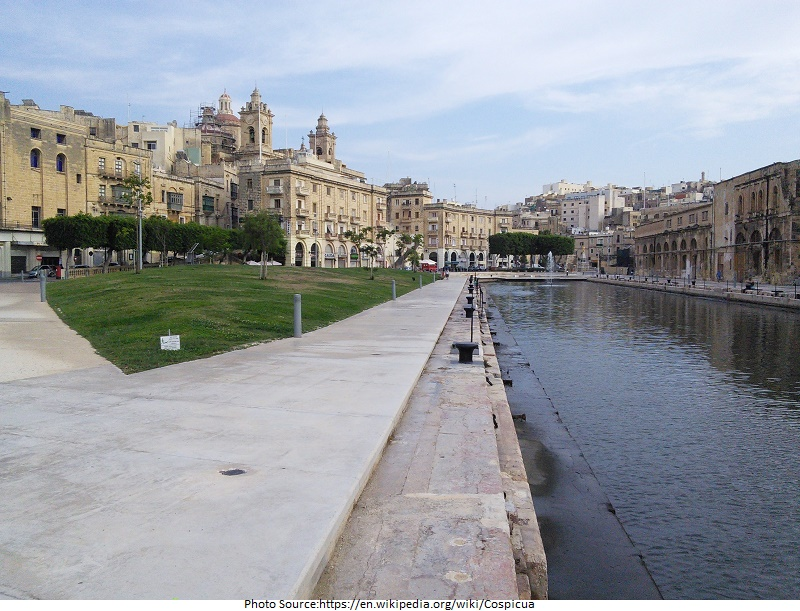 tourist attractions in Cospicua