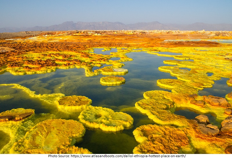 tourist attractions in Dallol