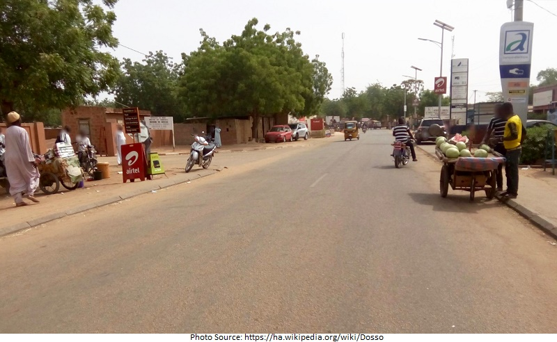 tourist attractions in Dosso