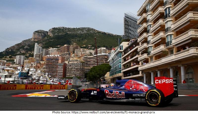 tourist attractions in Formula One Monaco Grand Prix
