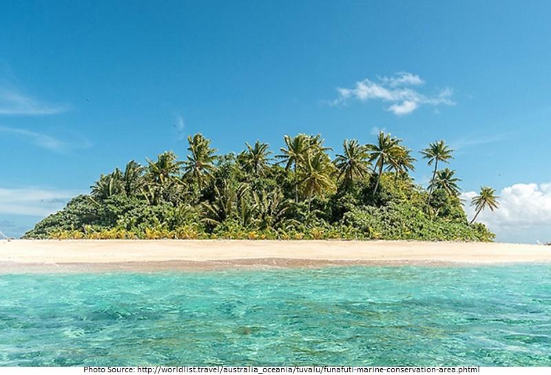 tourist attractions in Funafuti Marine Conservation Area