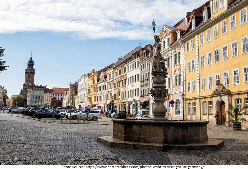 tourist attractions in Gorlitz