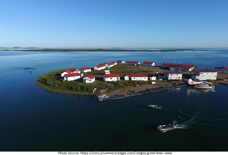 tourist attractions in Great Bear Lake