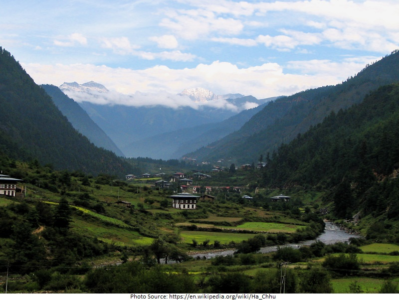 tourist attractions in Haa Valley