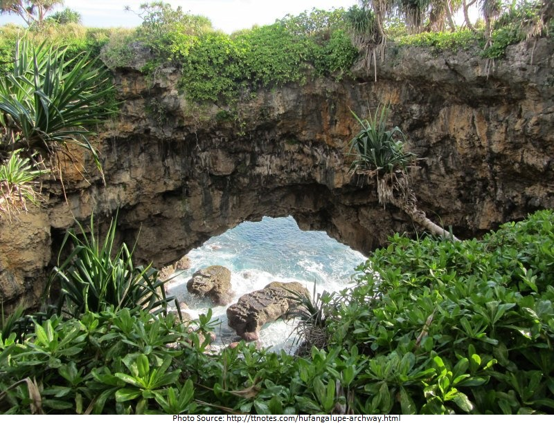 tourist attractions in Hufangalupe Archway