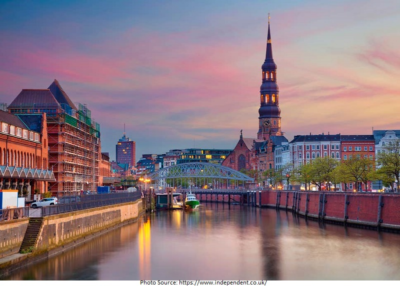 tourist attractions in Hamburg