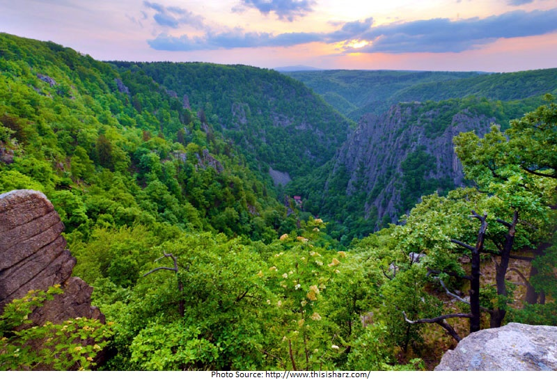 tourist attractions in Harz Mountains