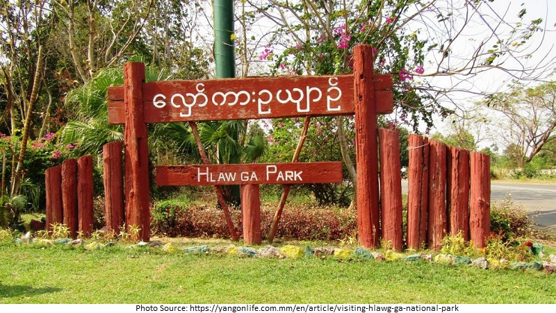 tourist attractions in Hlawga National Park