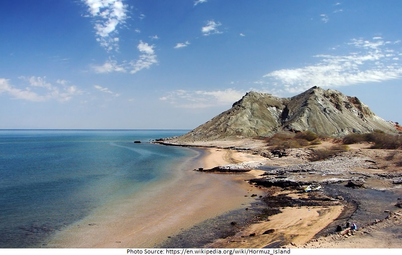 tourist attractions in Hormoz Island
