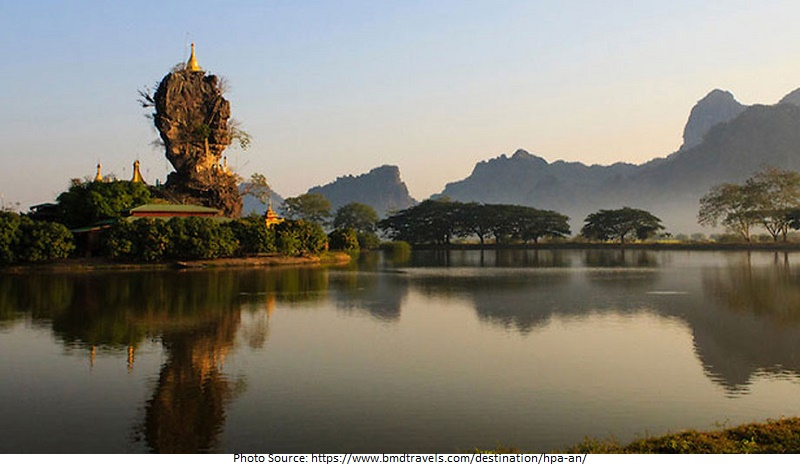 tourist attractions in Hpa-an