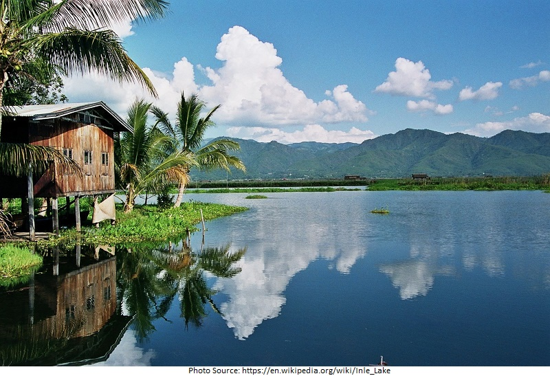 tourist attractions in Inle Lake