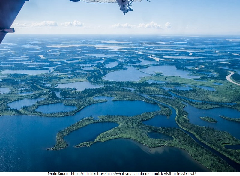 tourist attractions in Inuvik