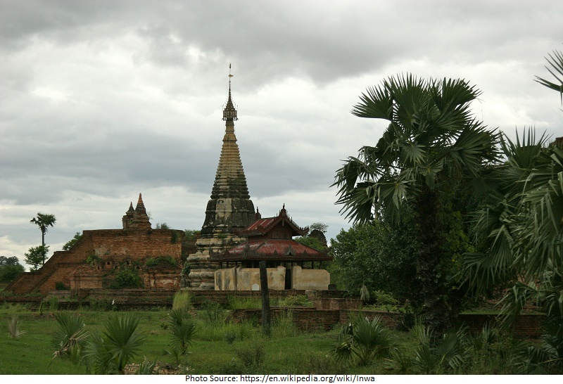 tourist attractions in Inwa