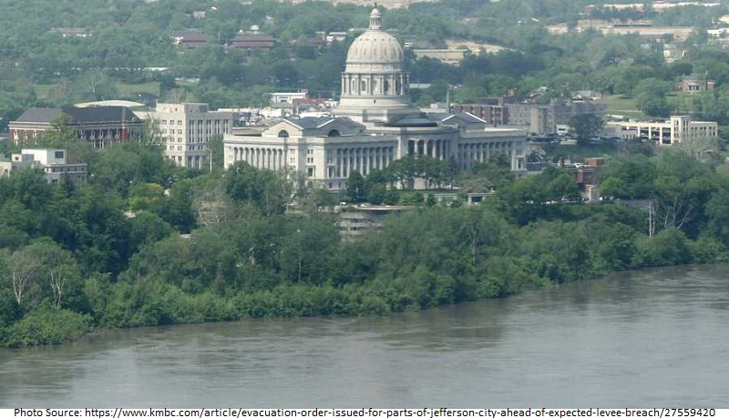 tourist attractions in Jefferson City