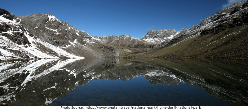 tourist attractions in Jigme Dorji National Park
