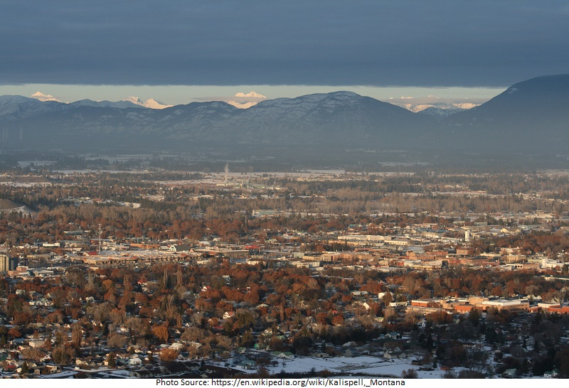 tourist attractions in Kalispell