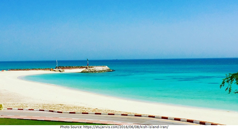 tourist attractions in Kish