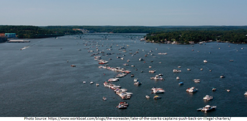 tourist attractions in Lake of the Ozarks