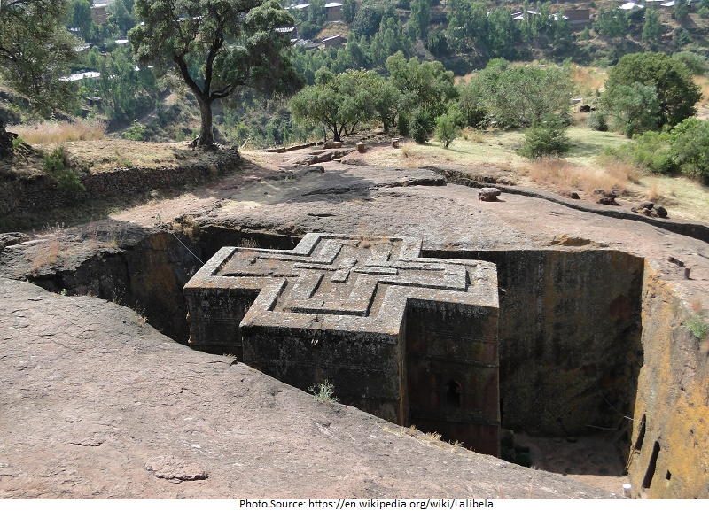 tourist attractions in Lalibela