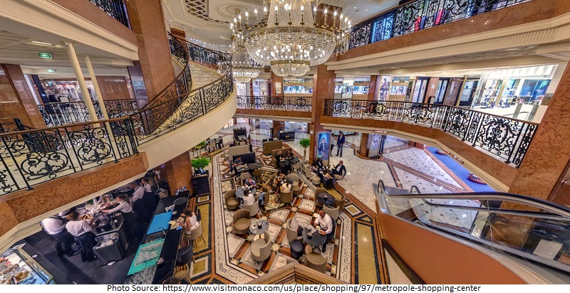 tourist attractions in Le Metropole Shopping Center