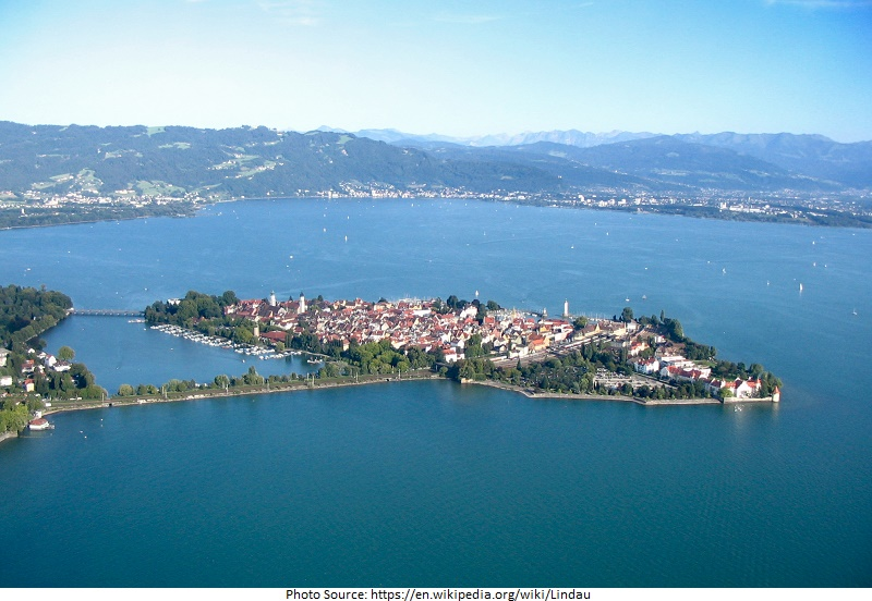 tourist attractions in Lindau