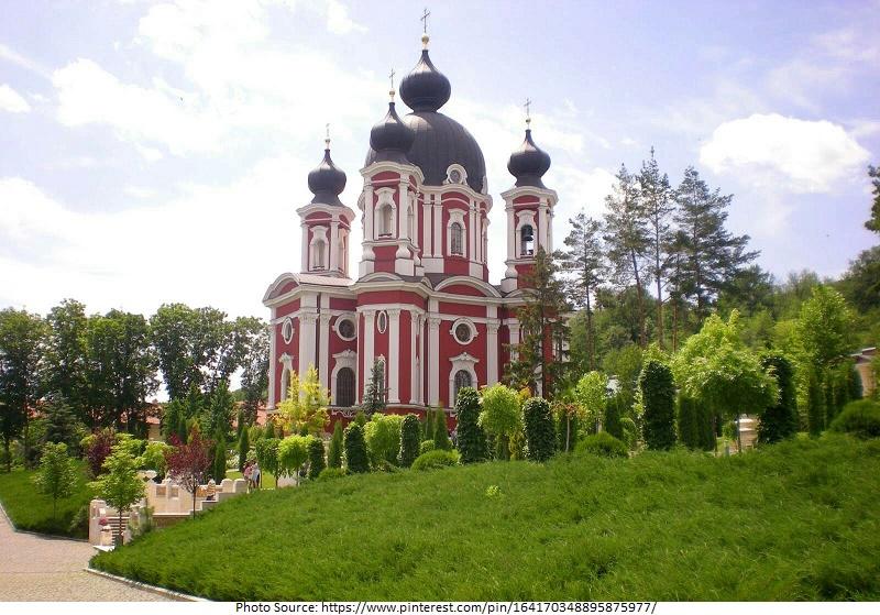 tourist attractions in Manastirea Curchi