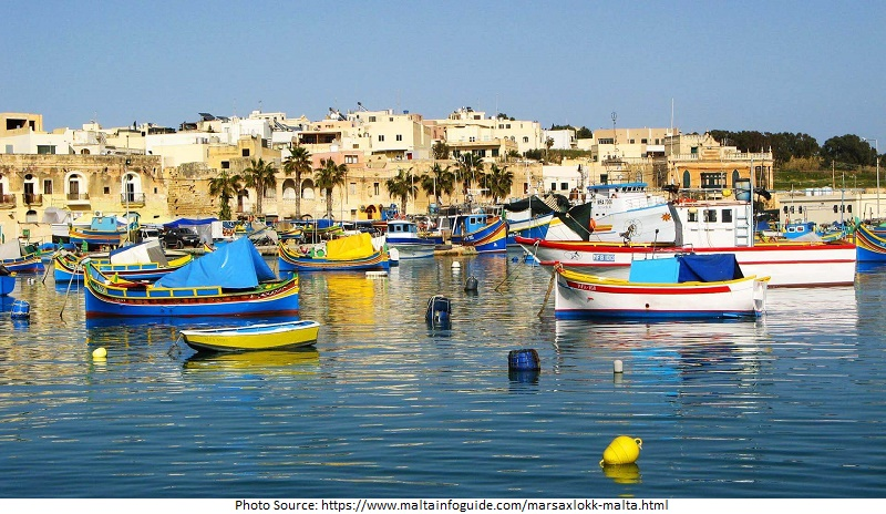 tourist attractions in Marsaxlokk