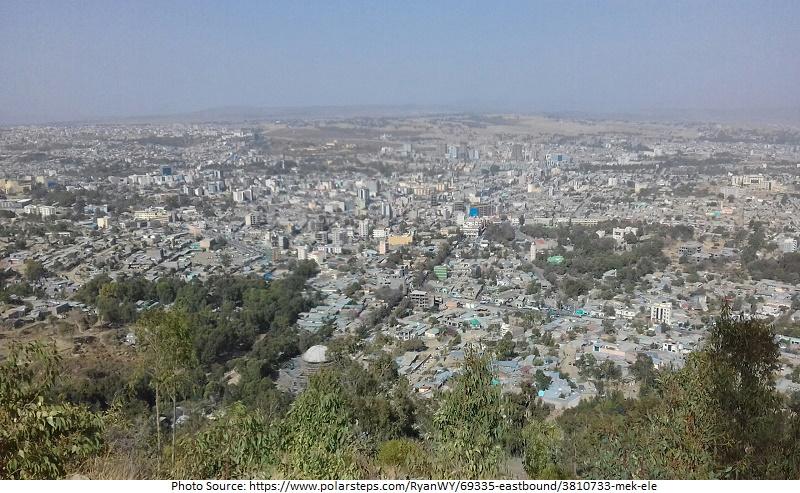 tourist attractions in Mek'ele