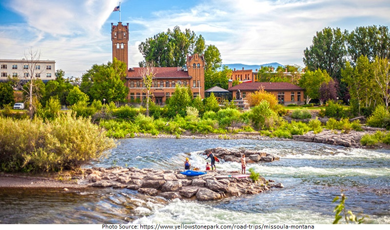 tourist attractions in Missoula