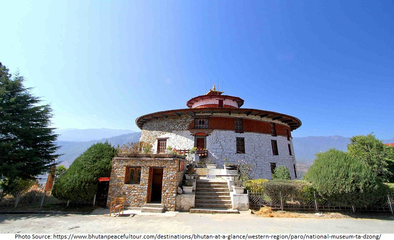 tourist attractions in National Museum of Bhutan