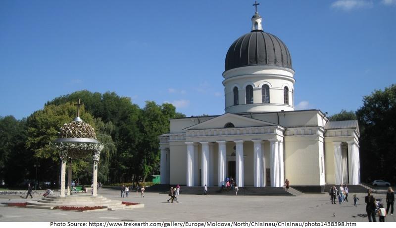 tourist attractions in Moldova