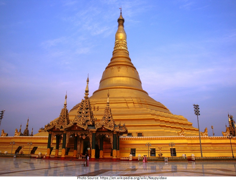 tourist attractions in Naypyidaw